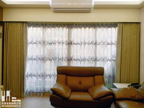 電動窗簾/ 永和實績