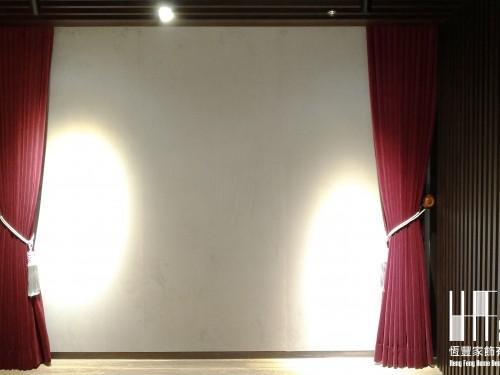 手動窗簾-國家音樂廳實績