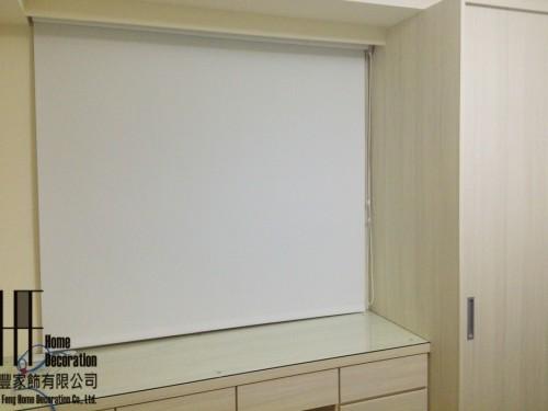 台北住家-捲簾實績