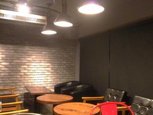 台北咖啡廳-防焰捲簾實績