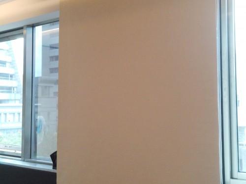 台北辦公室-防焰捲簾實績