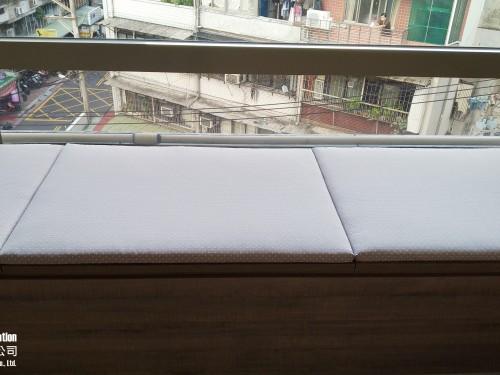 臥榻椅墊訂製板橋實績